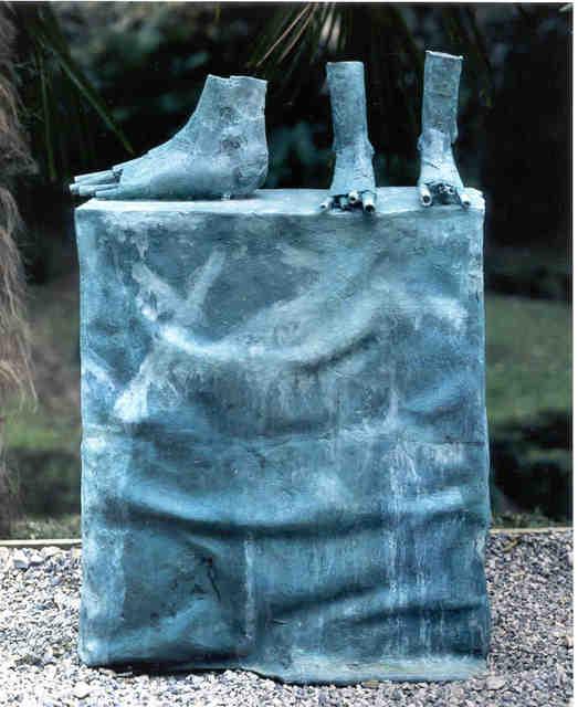 , 'Eine Grosse Hure Ohne Ohren II,' 1990, Tasende Gallery