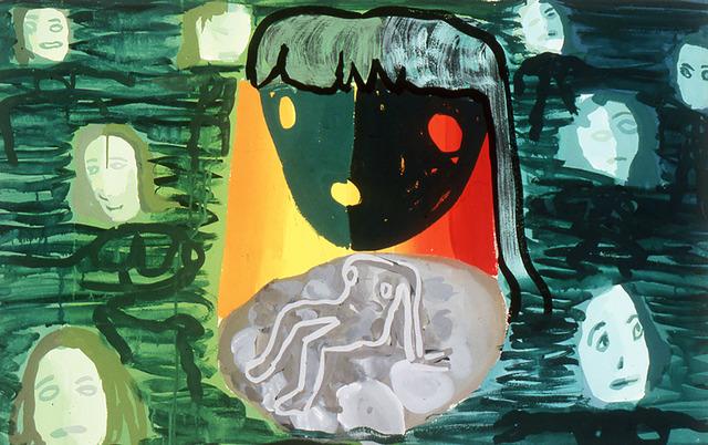 , 'Sirens,' 1989, Anglim Gilbert Gallery