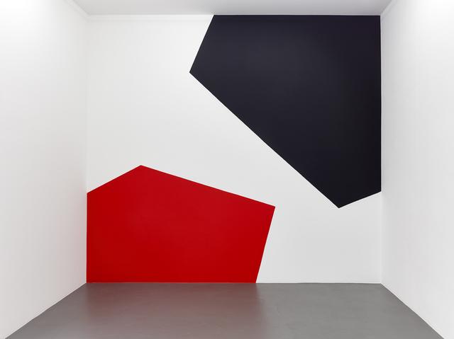 , 'Architektur für Emotionen,' 2014, Galerie Christian Lethert