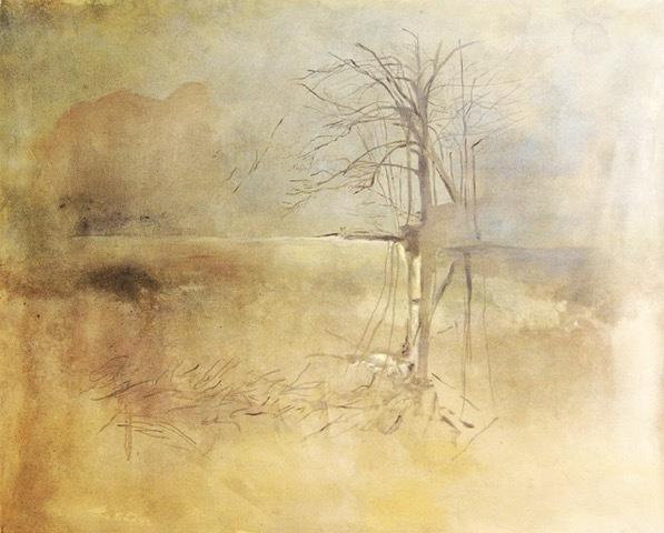 , 'Paisaje reflejos / Landscape and reflections,' 2018, Artflow Galeria