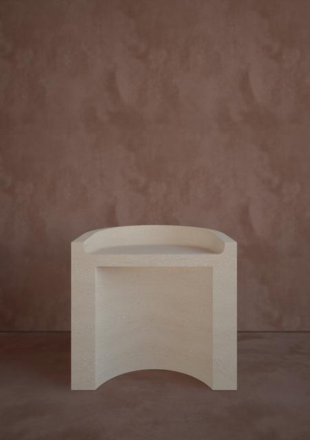 , 'Atlas Chair,' 2018, Spazio Nobile