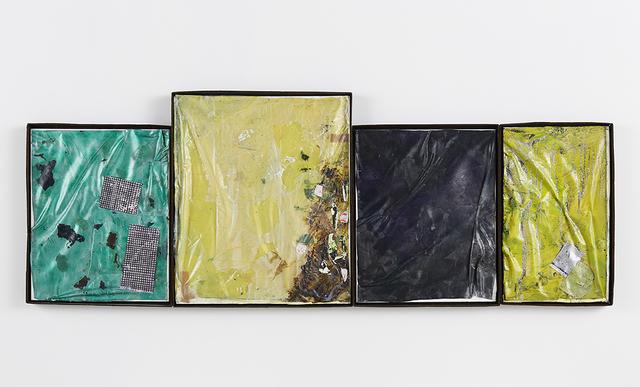 , 'A NEEDLE WALKS INTO A HAYSTACK,' 2015, Nicodim Gallery