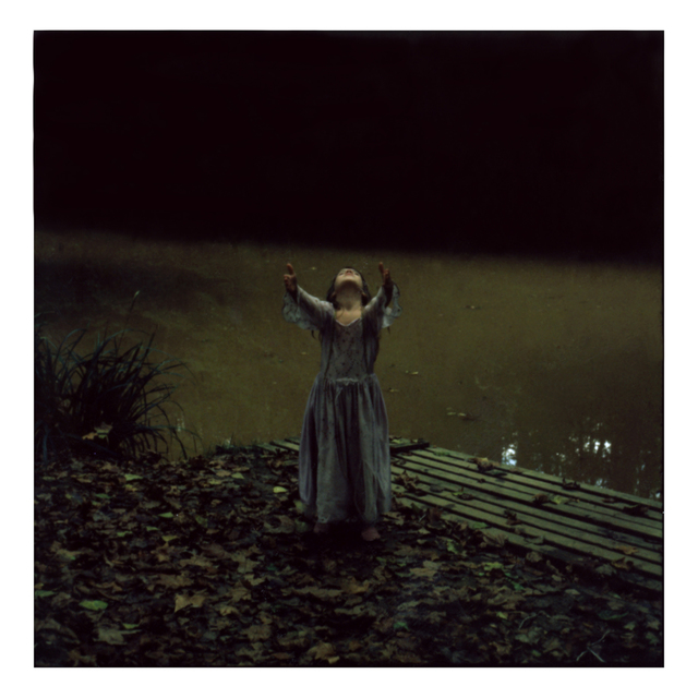 , 'By the Pond - Contemporary, Polaroid, Photograph, Figurative, Woman, 21st Century,' 2014, Instantdreams