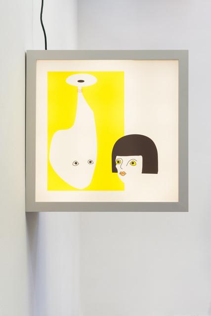 , 'Aquemini / Aquemini Dubwise,' 2016, Carrie Secrist Gallery
