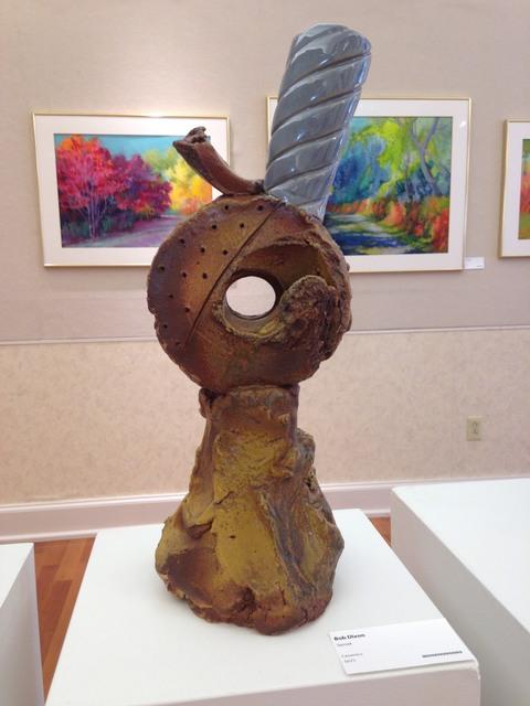 , 'Secret,' , Springfield Art Association