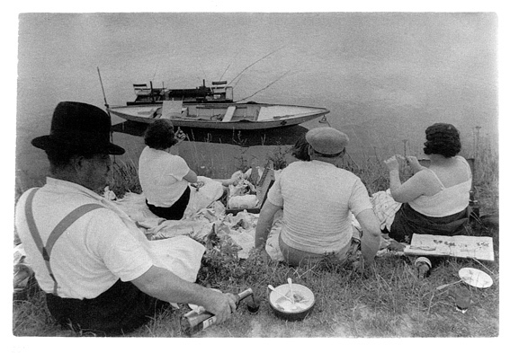 , 'Sunday on the banks of the river Marne,' 1938, Atlas Gallery