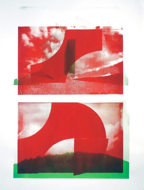 , 'Untitled (Screens, #2),' 2014, Et al.
