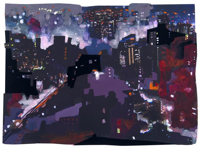 , 'Purple Haze,' 2011, Garvey | Simon
