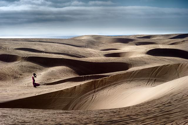 David Drebin, 'Dune Love', 2015, Galerie de Bellefeuille