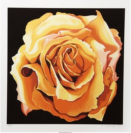 Lowell Nesbitt, 'Yellow Rose,' 1982, Heritage Auctions: Valentine's Day Prints & Multiples