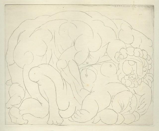 , 'Le Viol II,' 1933, Armstrong Fine Art