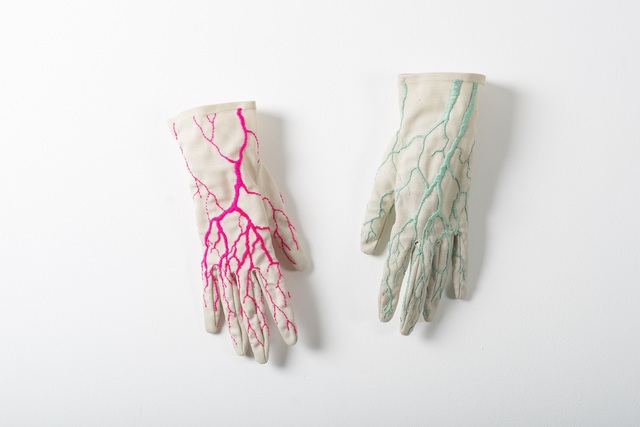 , 'Constructal Gloves, Right & Left,' 2017, Isabel Croxatto Galería