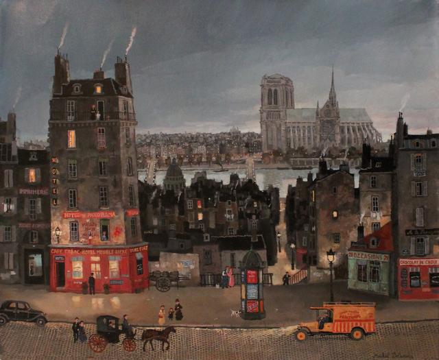 , 'Le point du jour,' , Hugo Galerie