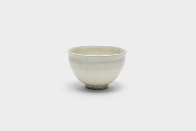 , 'White slip-coated buncheong tea bowl,' 2016, Gallery LVS