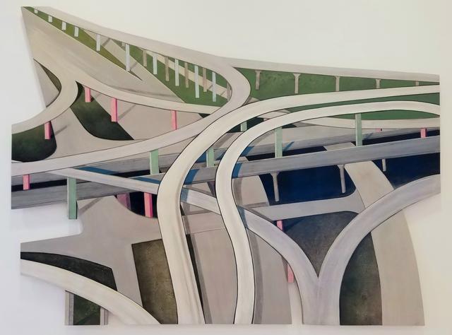 , 'Cemento Armato,' 2017, Imlay Gallery