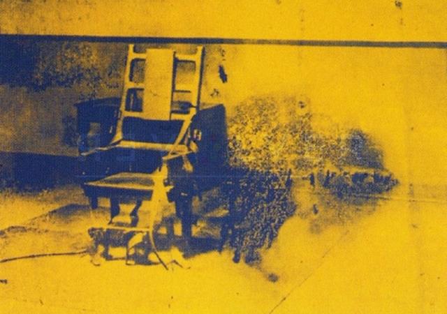 Andy Warhol, 'Electric Chair (FS II.74) ', 1971, Print, Screenprint, Revolver Gallery