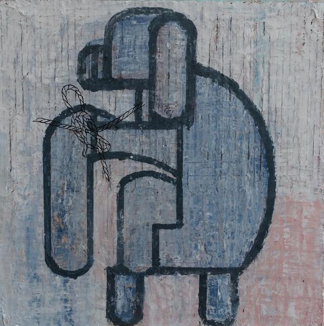 , 'Trampa para perros II,' 2014, Lux Perpetua Art Centre