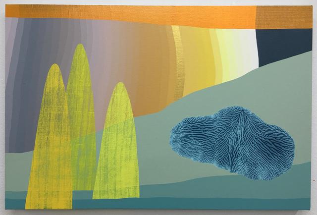 , 'Canyon Crest,' 2016, LAUNCH LA