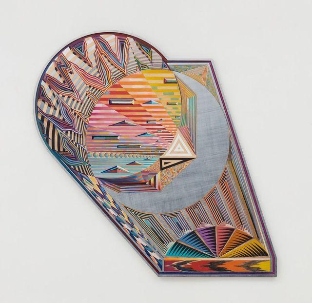 Zach Harris, 'Eclipse Eye', 2018, Perrotin