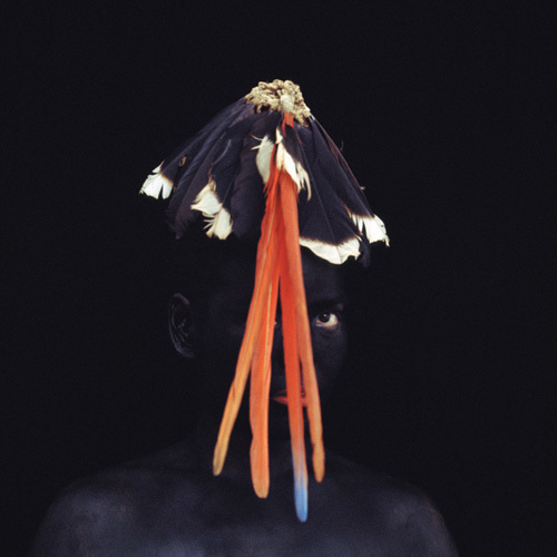 , 'The Kayapo Txukahamae Bride, Brazil. Self-portrait,' 2003, Mark Hachem Gallery