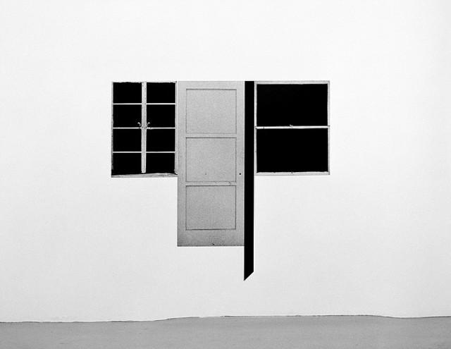 , 'Door/Window #6,' 1978/2017, Casemore Kirkeby