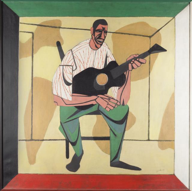 , 'The Ballad Singer,' 1939-1940, ACA Galleries