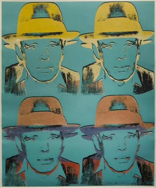 Andy Warhol, 'Joseph Beuys', 1980-1983, Galerie Schwarzer