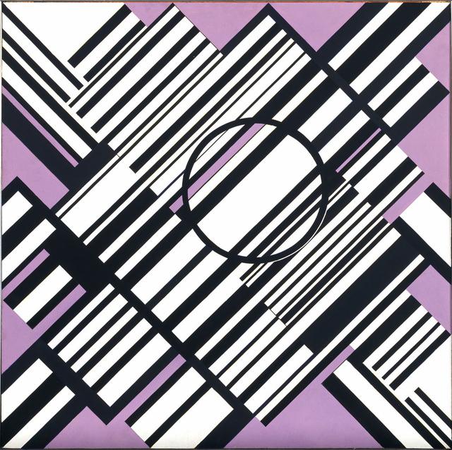 , 'Dynamische Feldstruktur,' 1961, Walter Storms Galerie