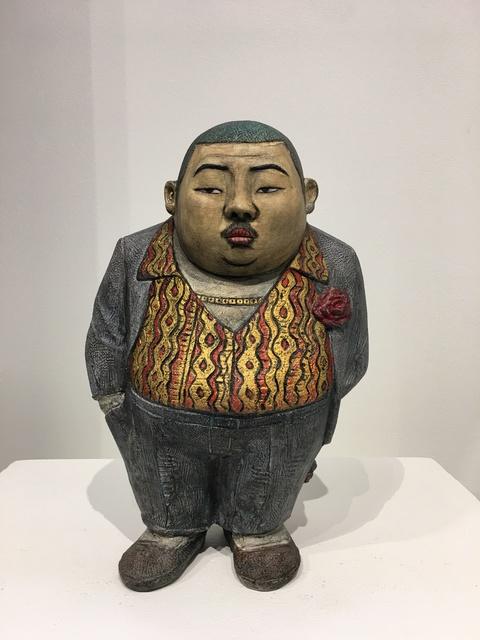 , 'Innocent man,' 2017, Nil Gallery