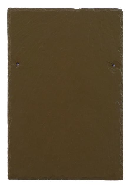 , 'Painted Slate #6,' 1996-1997, Peter Blake Gallery