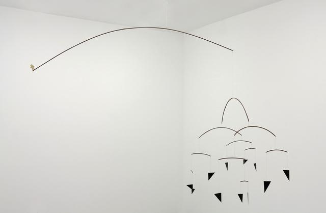 Will Rogan, 'Untitled', 2013, Sculpture, Wood, paint, brass, beeswax, string, Altman Siegel