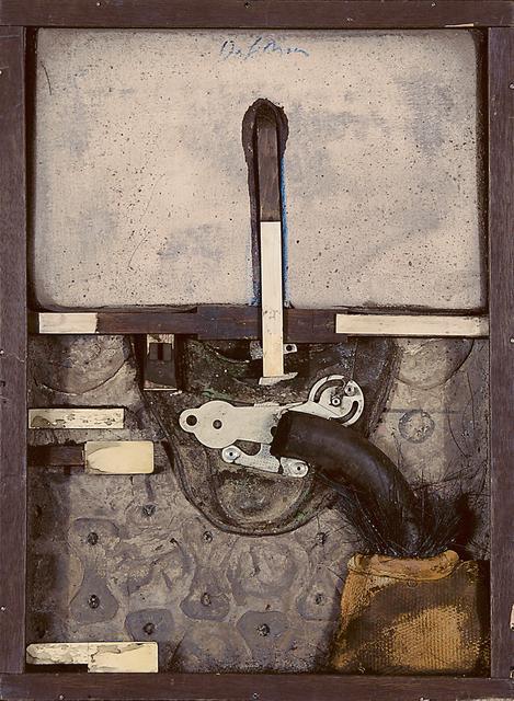 Karl Fred Dahmen, 'Objektkasten', 1972, Galerie Boisseree