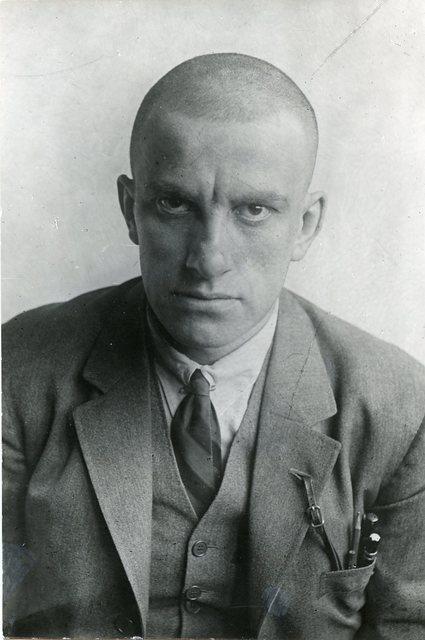 , 'Vladimir Mayakovsky,' 1924, Glaz Gallery