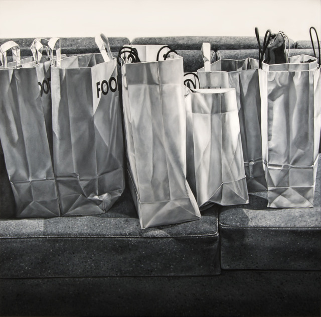 , 'Selfridges & Co. Bags,' 2016, Caldwell Snyder Gallery