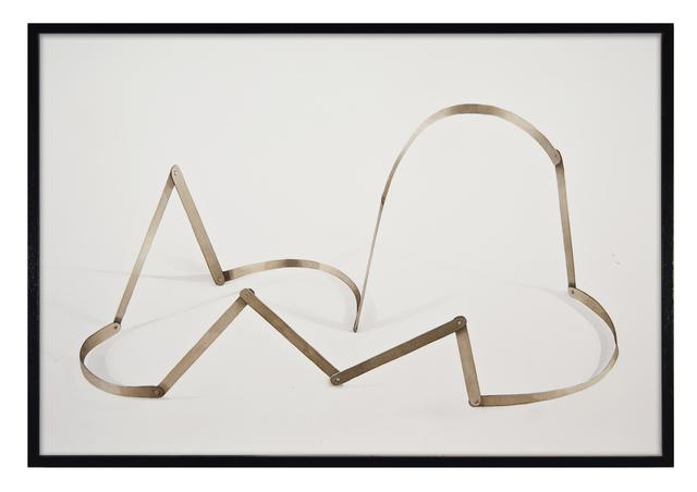 , 'GK (2),' 2015, Nora Fisch