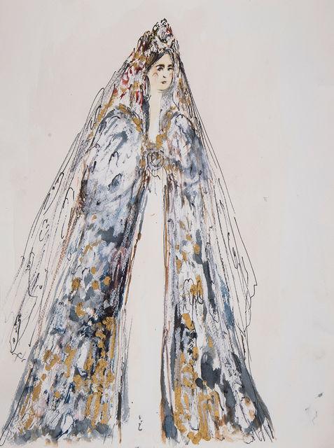 Yalda Sepahpour, 'Watercolor # 9', 2019, Simard Bilodeau Contemporary