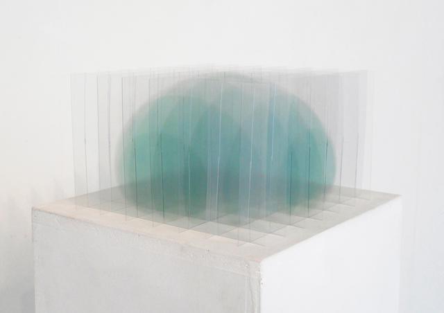 , 'drop drop,' 2013, Galerie Marie-Robin