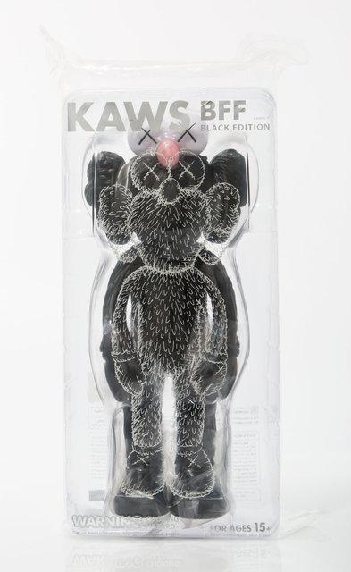 KAWS, 'BFF (Black)', 2017, Heritage Auctions