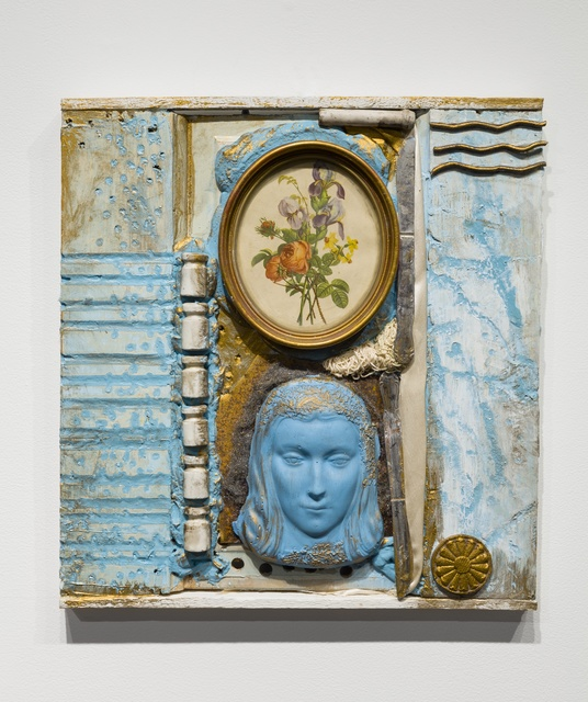 , 'Blue Lady,' 2015, Asya Geisberg Gallery