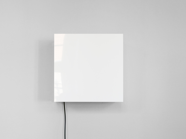 , 'Weißes Quadrat ,' 2019, Sebastian Fath Contemporary