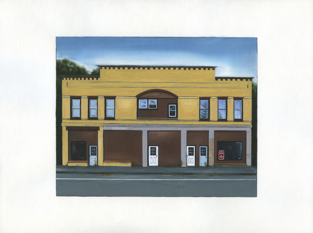 , 'Paper Town 19/40,' 2018, Fridman Gallery
