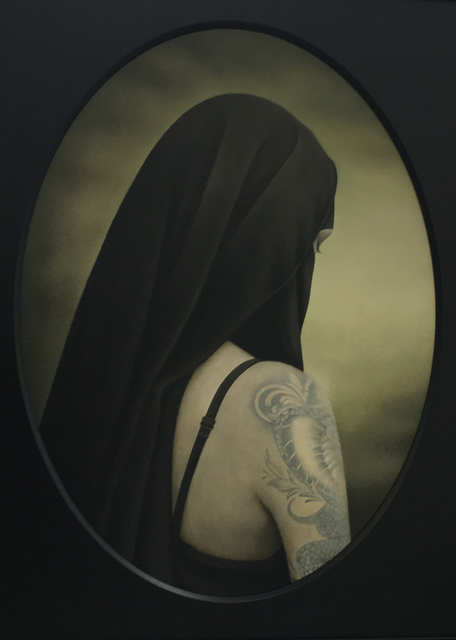 , 'Burqa Babe,' 2017-2018, Trish Clark Gallery