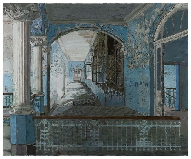 , 'Blues X,' 2013, Edouard Malingue Gallery