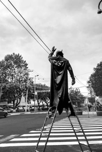 , 'El vigilante,' 2016, Patricia Conde Galería