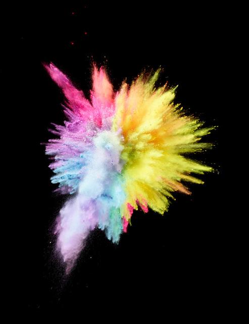 Karin Berndl, 'Cosmic Rainbow 1', ArtStar