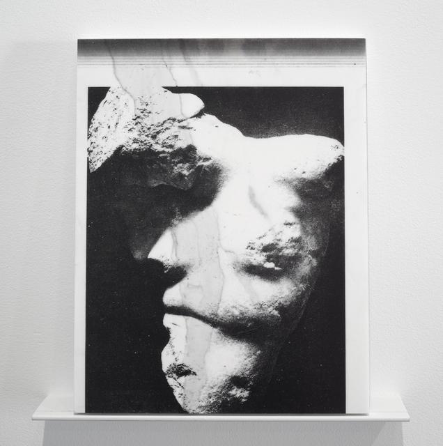 , 'Amazon Torso Hallikarnassos,' 2014, Inman Gallery