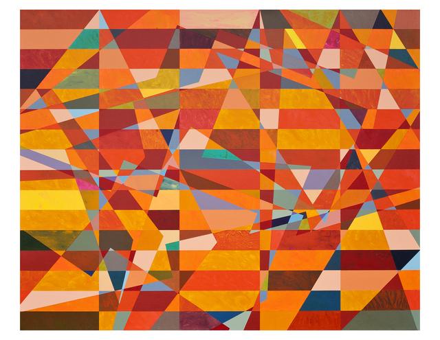 , 'Orange For Kathy,' 2013, JAYJAY