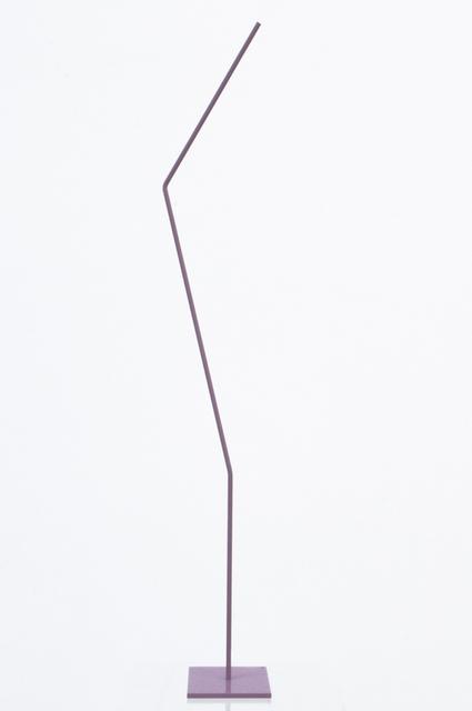Cory Arcangel, 'Hello World Wire Form ( #3)', 2010, Galerie Thaddaeus Ropac
