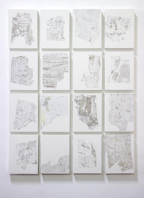 , 'Fragmentation Installation Series Grouping 3,' 2018, Paradigm Gallery + Studio