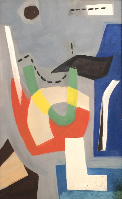 , 'Untitled Abstraction,' 1938, Caldwell Gallery Hudson